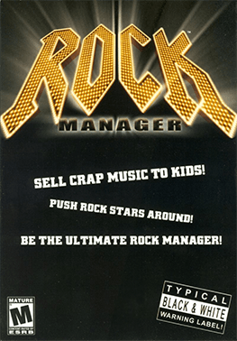 Rock Manager  Wikipedia