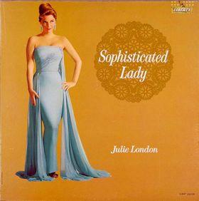 Sophisticated Lady Julie London album  Wikipedia