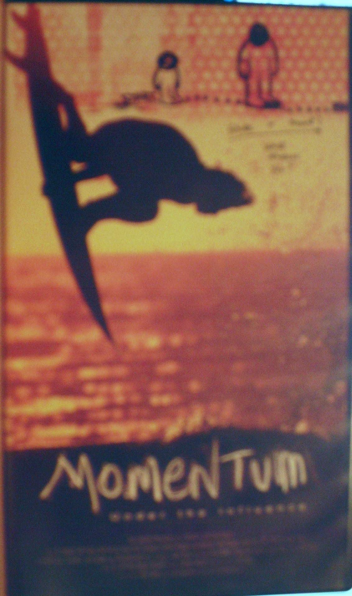 Momentum 2001 Film Wikipedia