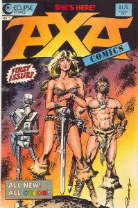 Axa comics  Wikipedia