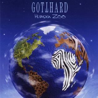Human Zoo Gotthard album  Wikipedia