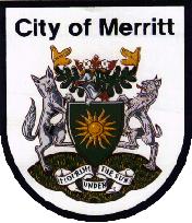 Coat of arms of City of Merritt