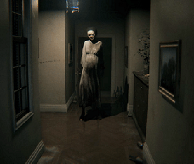 Unlike In The Silent Hill Games The Player Character Has No Means Of Defense Against The Hostile Ghost Lisa Pictured   Her Design Has Drawn