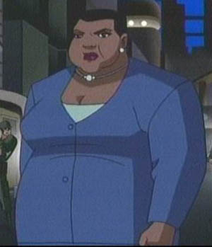 Fat Amanda Waller Or Skinny Amanda Waller? Comicbooks