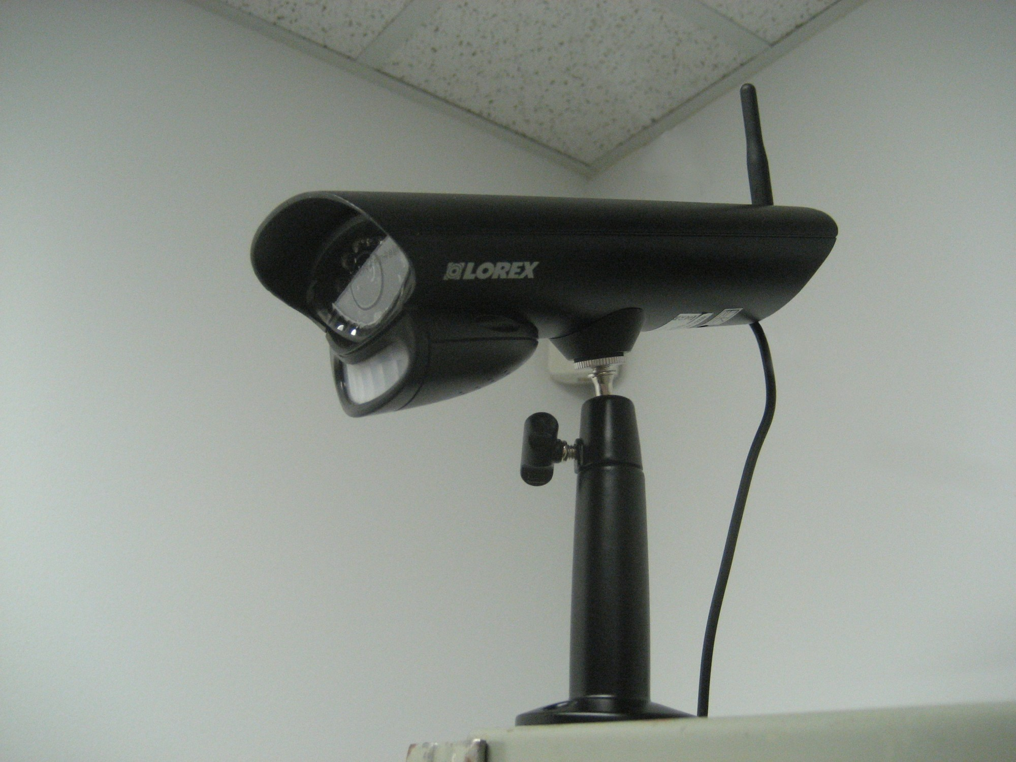 hight resolution of wireless security camera