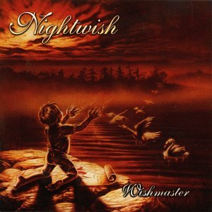Wishmaster album cover