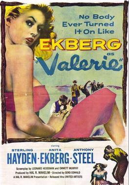 Valerie film  Wikipedia
