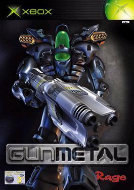 Gun Metal Video Game Wikipedia