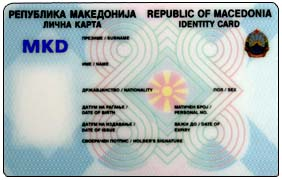 Macedonian id