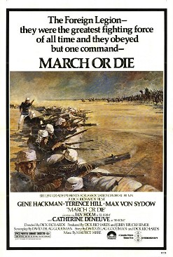 March Or Die Film Wikipedia