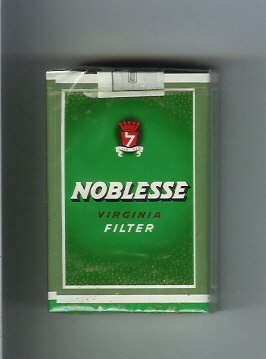 Noblesse Cigarette Wikipedia