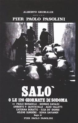 Salo Ou Les 120 Jours De Sodome : jours, sodome, Salò,, Sodom, Wikipedia