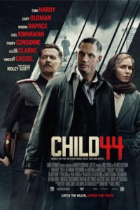 Poster for 2015 thriller Child 44