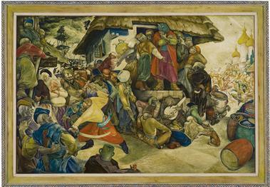 Fall And Christmas Wallpapers William Kurelek Wikipedia