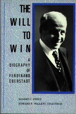 Ferdinand Eberstadt  Wikipedia
