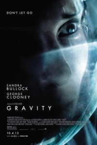 Poster for 2013 space drama Gravity