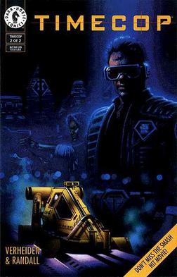 Timecop comics  Wikipedia