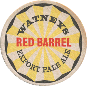 Watneys Red Barrel logo