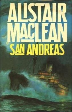 San Andreas Novel Wikipedia