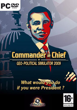 Commander in Chief (video game)