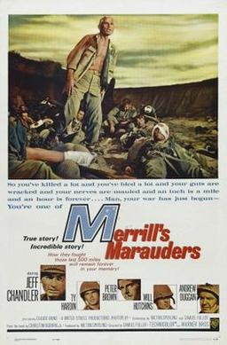 Merrill's Marauders (film)