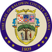 Seal of Baldwin County, Alabama