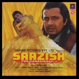 Saazish 1998 film  Wikipedia