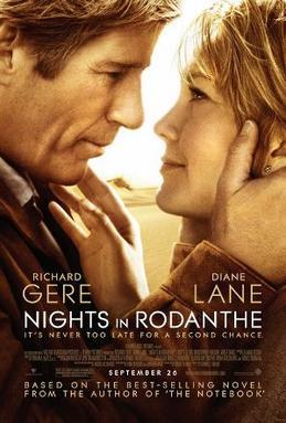 Film Romantis 2017 : romantis, Nights, Rodanthe, Wikipedia