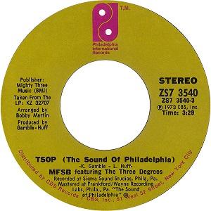 TSOP (The Sound of Philadelphia)
