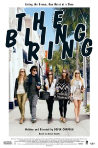 Poster for 2013 crime drama The Bling Ring