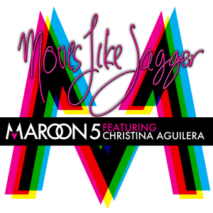 """Résultat de recherche d'images pour """"maroon 5 moves like jagger"""""""