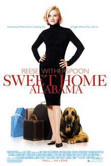 Sweet home alabama , starring reese witherspoon, patrick dempsey, josh lucas,. Sweet Home Alabama Film Wikipedia