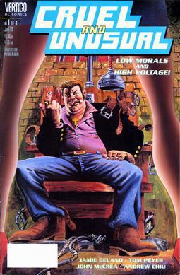 Cruel and Unusual comics  Wikipedia