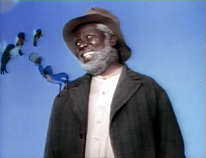 Uncle Remus as portrayed by James Baskett in S...