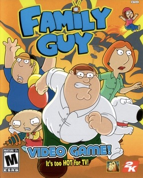 Family Guy Back To The Future : family, future, Family, Video, Game!, Wikipedia