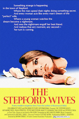 A Wife's Nightmare Wiki : wife's, nightmare, Stepford, Wives, (1975, Film), Wikiwand
