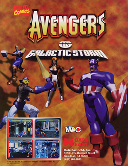 Avengers in Galactic Storm  Wikipedia