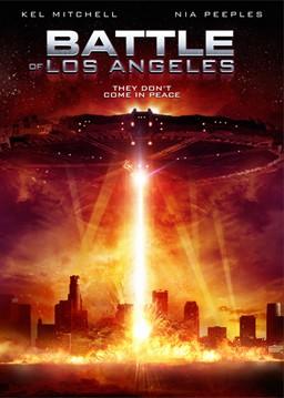 Region 1 DVD cover for the 2011 film Battle of...