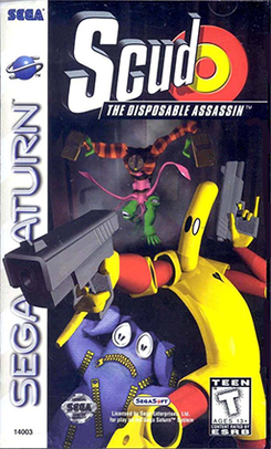 Scud The Disposable Assassin Video Game Wikipedia