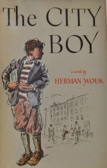 City Boy The Adventures of Herbie Bookbinder  Wikipedia