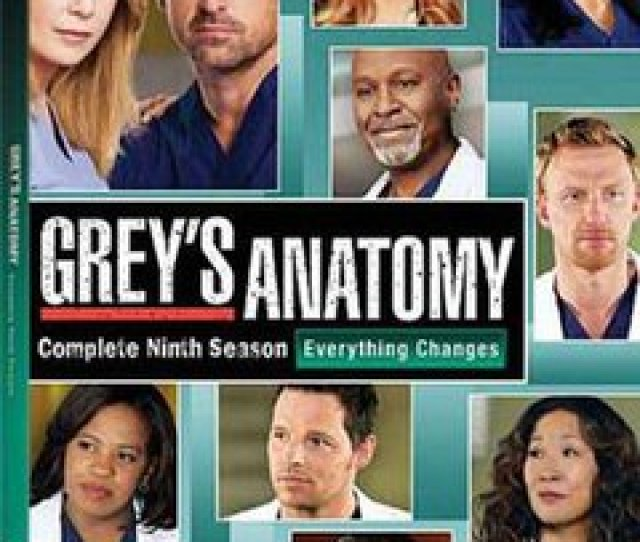 Greys Anatomy Season 9 Dvd Jpg
