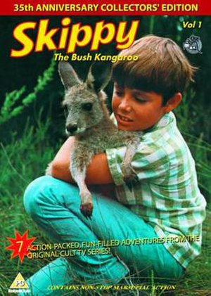 Skippy the Bush Kangaroo