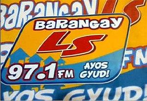 Barangay LS Ayos Gyud! Logo