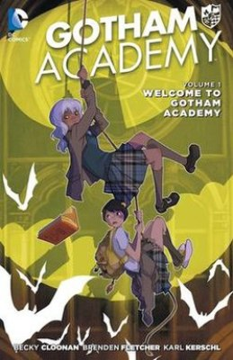 Image result for gotham academy