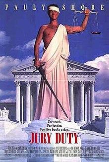Jury Duty film  Wikipedia