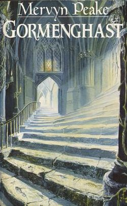 art for kitchen wall best appliance package gormenghast (castle) - wikipedia