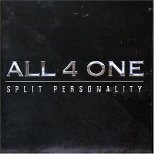 Split Personality (All-4-One album)