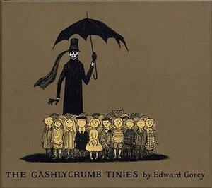 The Gashlycrumb Tinies (1963).