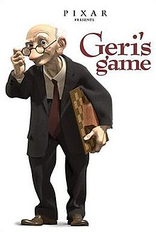 Old Man From Toy Story : story, Geri's, Wikipedia