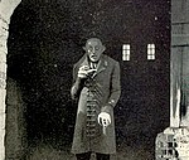 Max Schreck As Count Orlok The First Confirmed Cinematic Representation Of Dracula In Nosferatu 1922